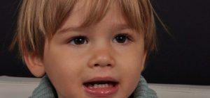 nariz de bebé